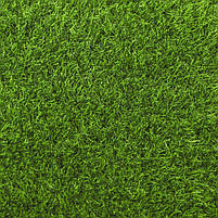 Штучна трава 35 мм ширина 4 м ecoGrass SD-35 (исуственный газон в рулонах), фото 2