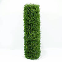 Штучна трава 35 мм ширина 4 м ecoGrass SD-35 (исуственный газон в рулонах), фото 10