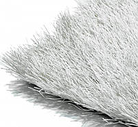 Белая искусственная трава для футбола 43 мм ширина 2 м CCGrass Nature D3-40 FIFA Certificate, фото 3