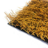 Оранжевая искусственная трава для футбола 43 мм ширина 2 м CCGrass Nature D3-40 FIFA Certificate, фото 2