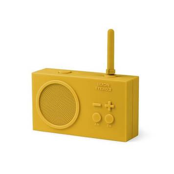 """Радио """"Tykho 2"""" желтое"""