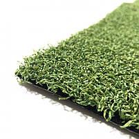 Штучна трава для тенісу 12 мм ширина 4 м CCGrass Green E 12 (исуственный газон в рулонах), фото 4