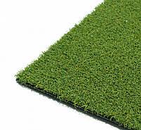 Штучна трава для тенісу 12 мм ширина 4 м CCGrass Green E 12 (исуственный газон в рулонах), фото 6