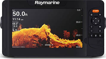 Эхолот/картплоттер Raymarine Element 9 HV 3D/GPS