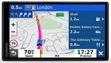 GPS Навигатор Garmin DriveSmart 65 Full EU MT-S (010-02038-12)