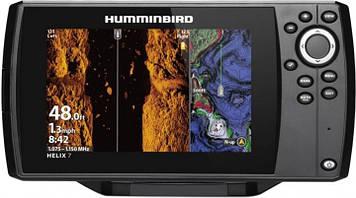 Эхолот/картплоттер Humminbird Helix 7 CHIRP MEGA SI GPS G3