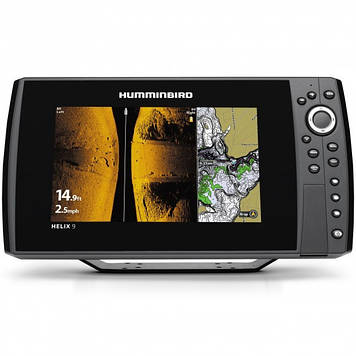 Эхолот/картплоттер Humminbird Helix 9x CHIRP MEGA SI GPS G2N