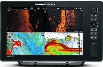 Эхолот/картплоттер Humminbird Solix 12x CHIRP GPS