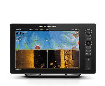 Эхолот/картплоттер Humminbird SOLIX 12x CHIRP MEGA SI GPS G2