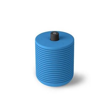 Радио FM с Bluetooth-динамиком Hibi, голубое