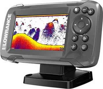 Эхолот/картплоттер Lowrance HOOK24X GPS/Bullet