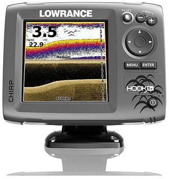 Эхолот Lowrance Hook-5x