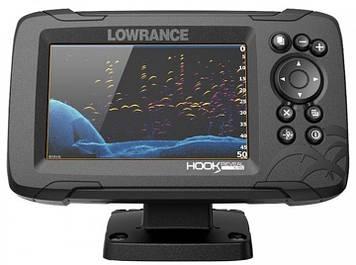 Эхолот/картплоттер Lowrance Hook REVEAL 5 83/200