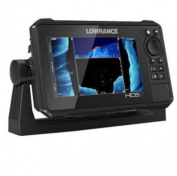 Эхолот/картплоттер Lowrance HDS-7 Live с датчиком Active Imaging