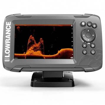 Эхолот/картплоттер Lowrance Hook 2-5x GPS splitshot