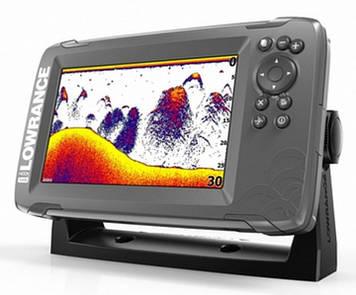 Эхолот/картплоттер Lowrance Hook 2-7x GPS Splitshot