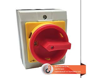 Выключатель нагрузки наружной установки D12-40