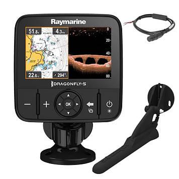 Эхолот/картплоттер Raymarine Dragonfly 5 Pro