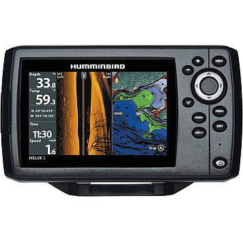 Эхолот/картплоттер Humminbird Helix G2 5х CHIRP DI GPS