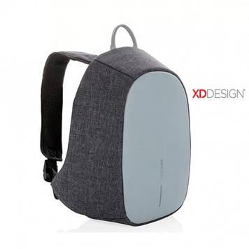 Рюкзак антивор с тревожной кнопкой XD Design Bobby Cathy Backpack Blue