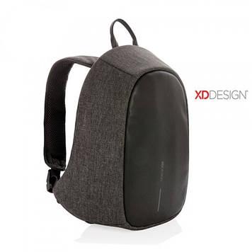 Рюкзак антивор с тревожной кнопкой XD Design Bobby Cathy Backpack Black