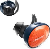 Беспроводные наушники Bose SoundSport Free Orange (774373-0030)