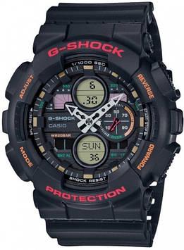 Мужские часы Casio G-SHOCK GA-140-1A4ER