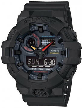 Мужские часы Casio G-SHOCK GA-700BMC-1AER