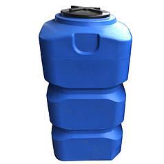 Бак, бочка 500 литров слимс емкость пищевая вертикальная BK