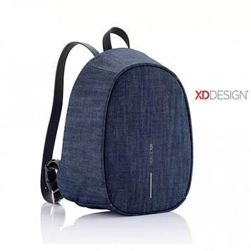 "Рюкзак антивор XD Design Bobby Elle 9.7"" Denim Blue"