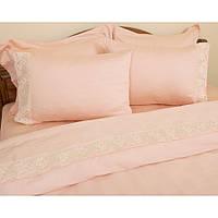 Комплект постельного белья Amour Paris - Nemesic персик евро
