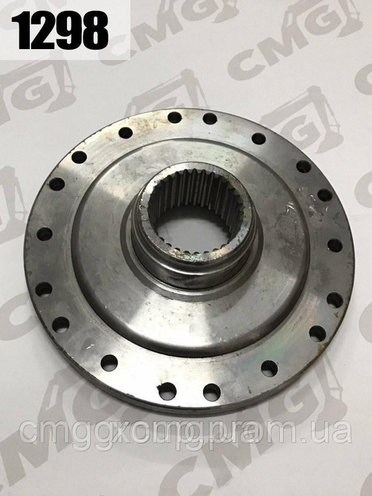 Кришка фрикційних дисків ZL40A.30.1-1 / 3030900103/30309001031 Коробка передач XCMG ZL50G