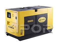 Дизельный генератор (электростанция) KDА100STО3