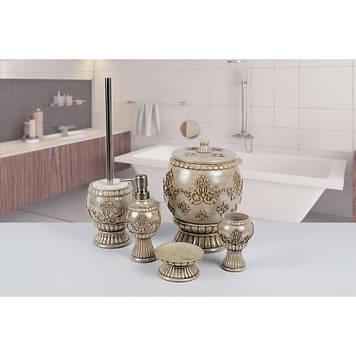 Комплект в ванную Irya - Bianca (5 предметов)
