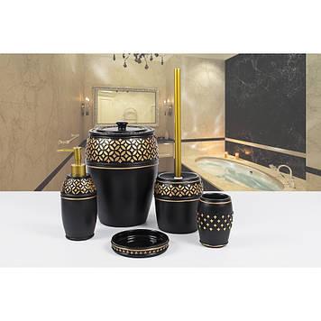Комплект в ванную Irya - Eva (5 предметов)