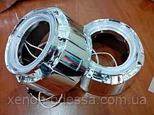 """Маска для ксеноновых линз 2.8"""" : G240, фото 2"""