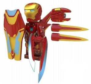 Железный человек МК 50 Мстители Супергерой Марвел Аналог лего