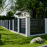 Забор Ромбо. Новинка 2021 года, фото 3