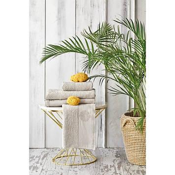Набор полотенец Karaca Home - Valeria Gold 2020-2 50*90+85*150