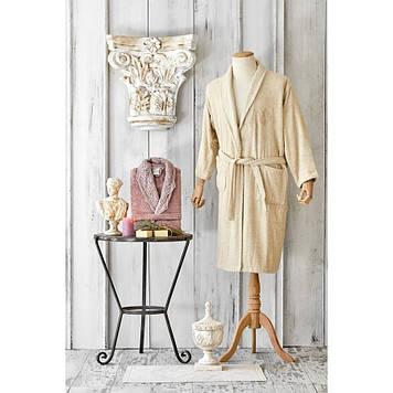 Набор халаты с полотенцем Karaca Home - Valeria G.kurusu 2020-2