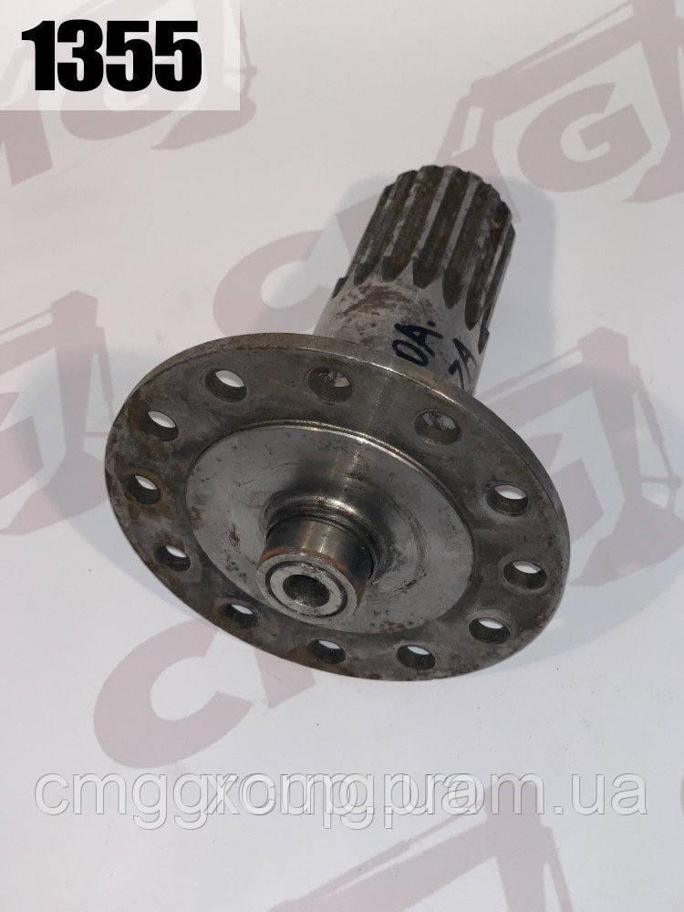 Вал головний шестеренной передачі ZL40A.30.1-2A / 62A0003 / 403502A на КПП ZL40/50 XCMG