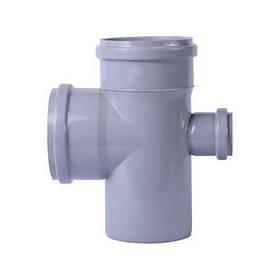Крестовина канализационная TA Sewage Ø110х110х110х50, 45°