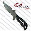 Нож для дайвинга Aquatec T-Rex Titan