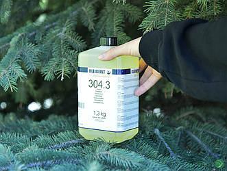 Отвердитель KLEIBERIT 304.3 для клеев группы D4 (банка 1,3 кг)