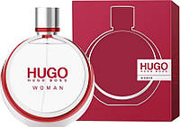 Hugo Boss Hugo Woman парфюмированная вода 75 ml. (Хуго Босс Хуго Вумен)