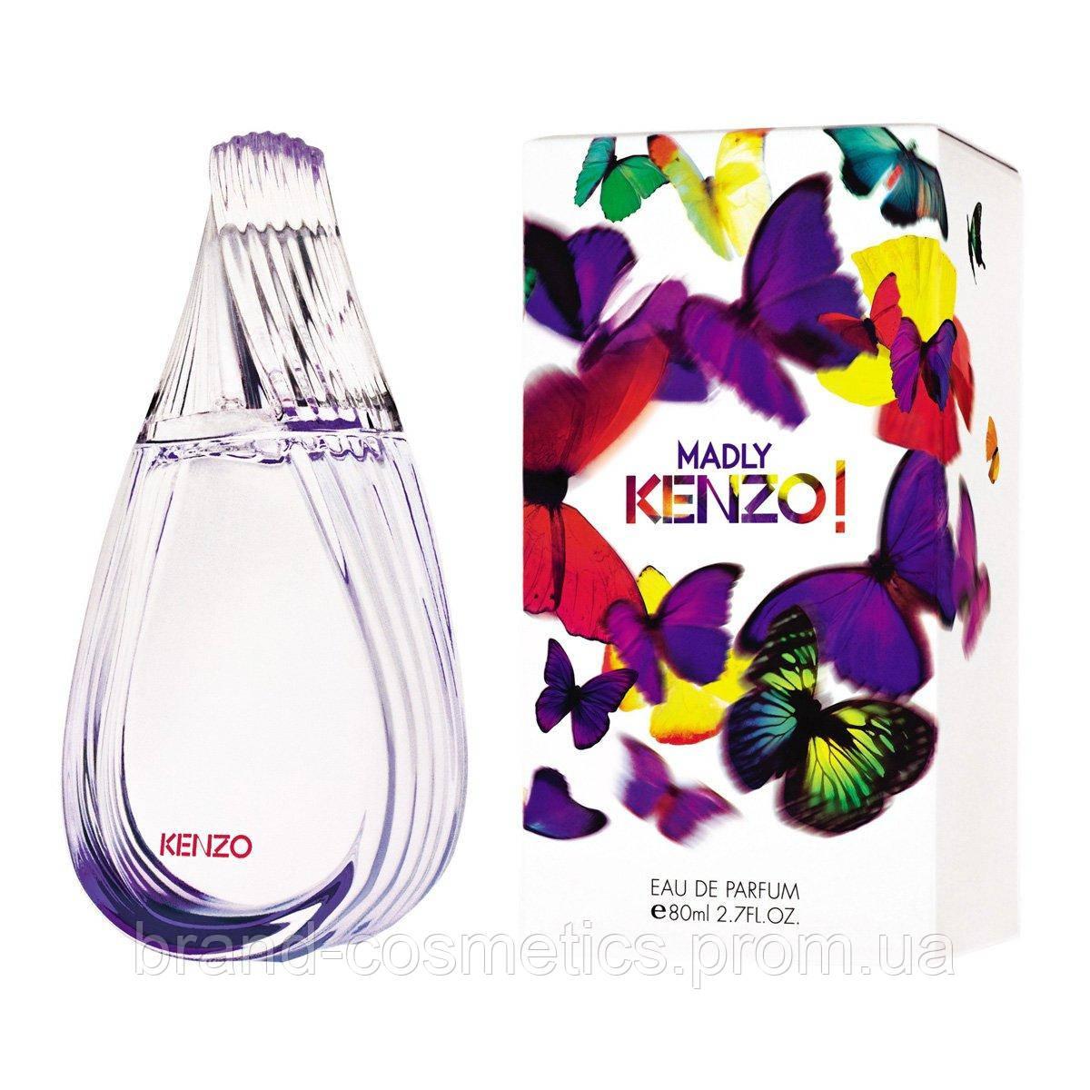 Парфюмированная вода женская KENZо0 Madly 80 мл