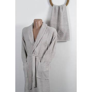 Набор халат с полотенцем Karaca Home - Novela 2018-2 tiffany