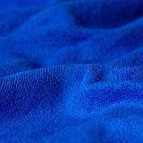 Полотенце для нетравматичной сушки волос из микрофибры (белый), фото 5