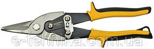 Ножницы по металлу ручные Whirlpower 15619-02-250 прямые