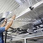 Фольгированный самоклеющийся 9мм вспененный каучук, рулон 1х20м, фото 4
